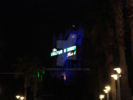 Hollywood Tower Hotel by Artemis347