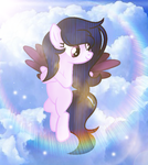 Art Trade | Galaxycia by BloodLover2222
