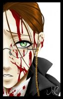 Grell Sutcliff by MiaoOw