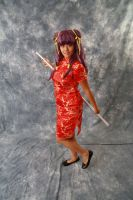 Shampoo from Ranma 1/2 by Angelic-Obscura