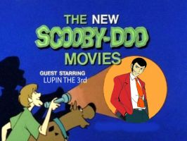 Scooby Doo meets Lupin the 3rd by TandP