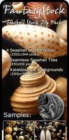 Seashell Stock Zip Pack by FantasyStock
