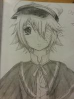 Oliver vocaloid by Vy2Yumaa