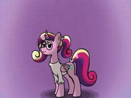 Young Cadence portrait by Bman-64
