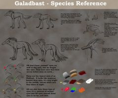 Galadbast - Species Reference by Mystik-wolf91