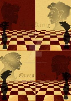 A Game of Thrones (Chess) by fatihakingodhlor