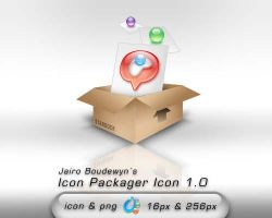 IconPackager Icon 1 by weboso