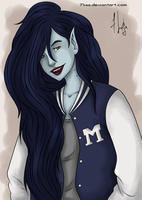 Marceline Abadeer by 7Lisa