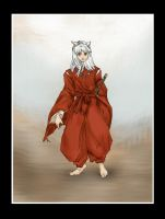 Inuyasha by DominicFrost