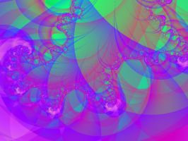 Fractal Colors by Sharondipity