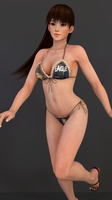 Lei Fang - Render 37 by Dizzy-XD