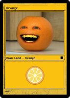 Annoying Orange Pic contest 2 by elvenbladerogue