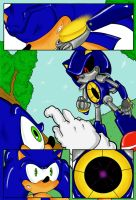 Sonic Vs Metallix by Azel Pg 1 by MamboCat