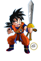 Son Gohan ID - by me and Sauron88 by TriiGuN