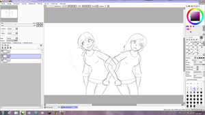 WIP - Two Faced by TheShadowArtist100