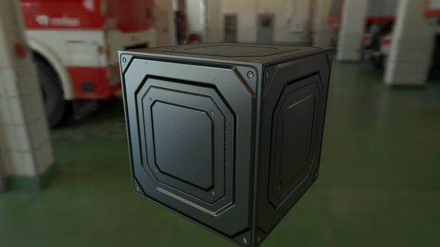 Space Engineers - Alternative Heavy Armor(lowpoly) by mexpex