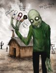 Salad Fingers' Day Out by DrewtheUnquestioned
