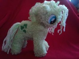 MLP Plushie Contest: Updated *Minty* G1 by GlitterFox