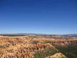 Bryce Point, Bryce Canyon NP by vchen92