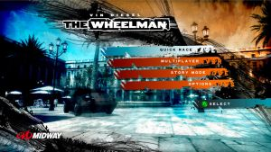Wheelman Early Front End 1a by pickassoreborn