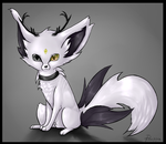 Fox Adoptable for pointsCLOSED by Psunna