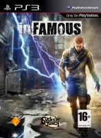 Infamous Boxart by movie2kaza