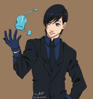 Fanart Suits and Water by nicoyguevarra