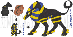 Conest Entry: Fossil Fakemon by Rememorable