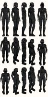 Mass Effect, Female Onyx Armour Medium by Troodon80