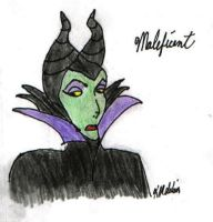 Maleficent by legalien