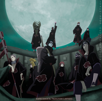 Road to Ninja Akatsuki by Itachis999
