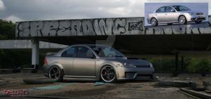 Ford Mondeo TMSVT Comp by TMSVirtualTuning