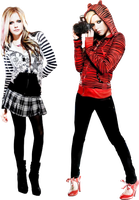 Pack PNG Avril Lavigne by SMontoyaV
