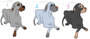great dane adoptables SOLD by PrincessaDramaQueen