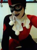 Ready for my Close-up lol by ClownGirlHarley