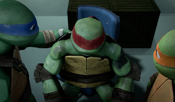 Mutant-Gangland raph in tema by rosewitchcat