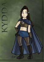 Kydda by LeftiesRevenge