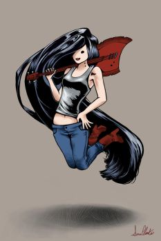 Marceline by SaraPlante