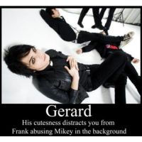 Gerard, Frank, Mikey by Art-is-life22