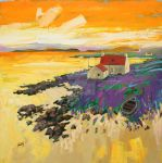 Shore Croft, Barra by NaismithArt