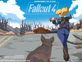 Fallout 4 Vault Girl Fixed by Randommode