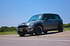 MINI Clubman S by RyanStoopsPhoto