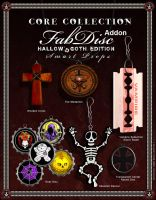 Fab Disc Hallow'd Goth Ed P1 by inception8