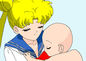 Sailor moon and you base 2 by HeroHeart001