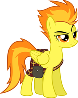 Spitfire in a Kilt by Cowboy-Appledash