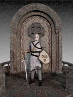 An old Templar by PassiveEugenics