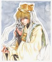 Genjyo Sanzo by lilie-morhiril