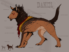 Daniel quickref. by Hax-Makina