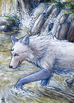 ACEO for Alassa by Dragarta