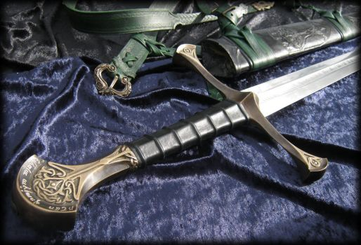Anduril by Fable Blades by Fableblades